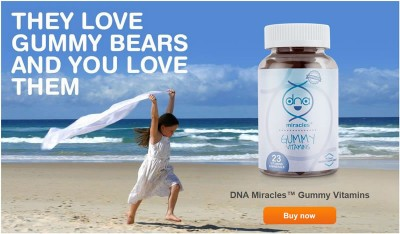 DNA Miracles Gummy