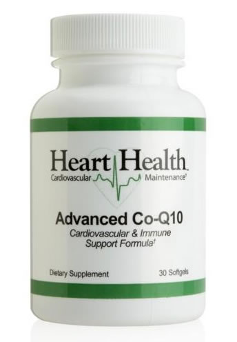 Heart Health Advanced Co-Q10