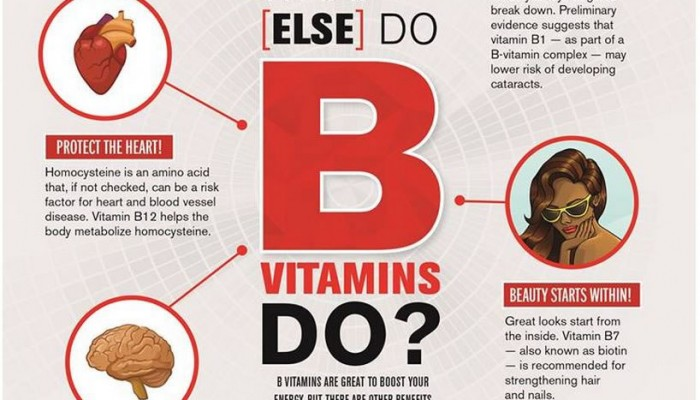 What Else Do B Vitamins Do?