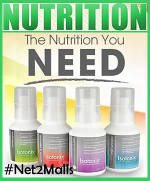 Nutrition You Need!