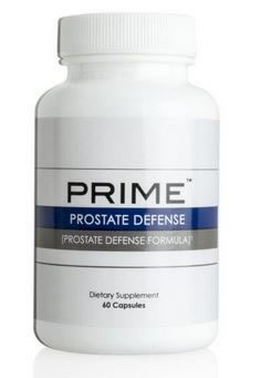 Prime Prostate Defense Formula