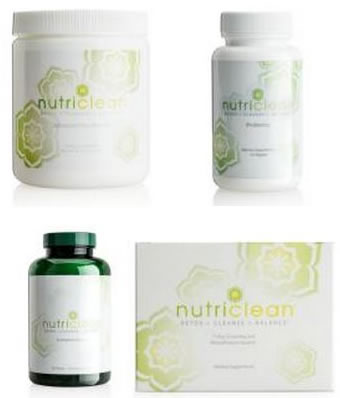 nutriclean supplements