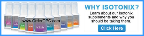 why isotonix supplements
