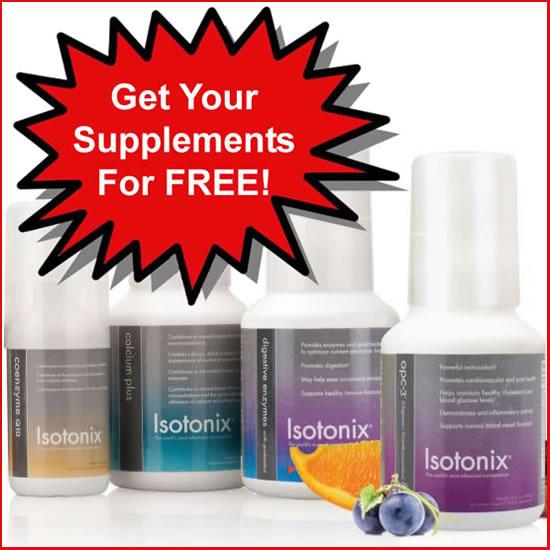free-isotonix