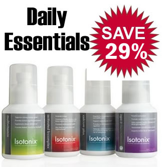Isotonix Daily Essentials