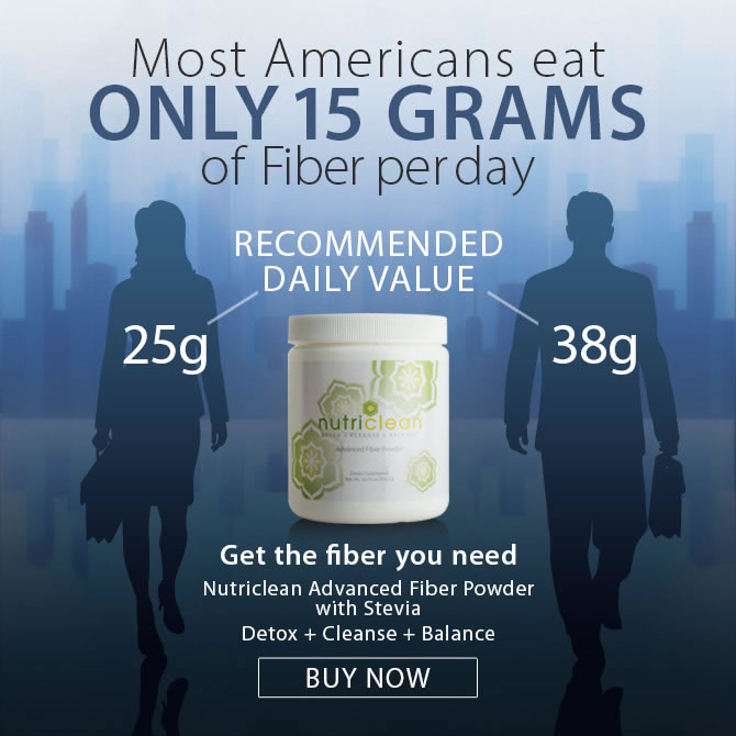 Nutraclean Fiber Powder