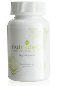 NutriClean HepatoCleanse Liver Support