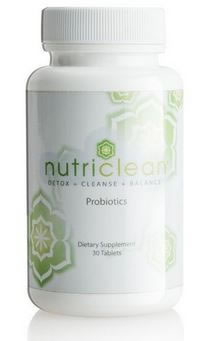 Nutriclean Probiotics