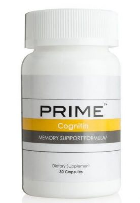 Prime Cognitin Memory Support
