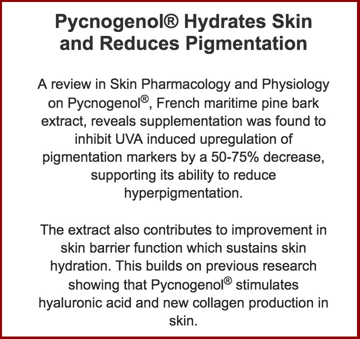 pycnogenol-hydrates-skin-and-reduces-pigmentation