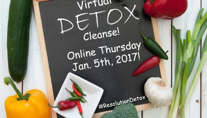 VIRTUAL 7 Day Detox Cleanse
